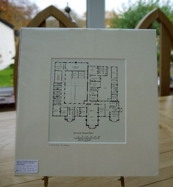 Bedales School Plan